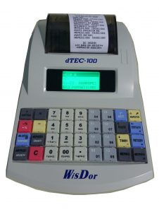 ταμειακή μηχανή dtec 100